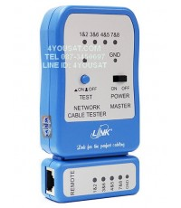 LINK TX-1302 ENHANCED UTP CABLE TESTER