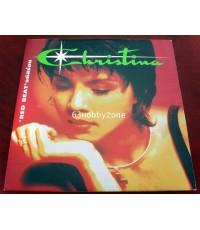 Christina อัลบั้มชุด รหัสร้อน (จำหน่ายแล้ว สินค้าหมด)