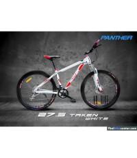 จักรยานเสือภูเขา Panther 27.5 taken ล้อ 27.5 เกียร์ชิมาโน่ 21 สปีด 2015