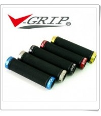 ปลอกแฮนด์ V-GRIP V-818AC (Alloy Ring L:130MM)