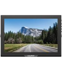 จอมอนิเตอร์ Lilliput FA1014/S 10.1 นิ้ว IPS On-Camera 3G-SDI/HDMI Monitor