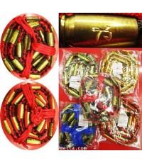 ตะกรุดลูกปืนสารพัดกัน16ลูกฝังตะกรุดในลูกปืน รุ่นนวยเงินรวยทอง ลป.ฤทธิ์ รตนโชโตวัดชลประทานราชดำริ