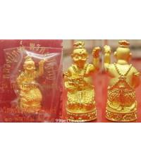 กุมารทองลอยองค์ชุบทอง รุ่นเพิ่มทรัพย์เพิ่มสุข ลป.หงส์ พรหมปัญโญ