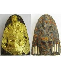 แม่เป๋อปากดี แบบปิดทอง รุ่นมหาเสน่ห์ร้อยรัก ลป.คงเดช เตชวโร อาศรมถ้ำเป็ดทอง อ.ปะคำ บุรีรัมย์