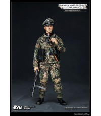 โมเดลทหารหน่วย 1/6 Dam Toy WWII German Waffen-SS Panzer Commander - Meyer