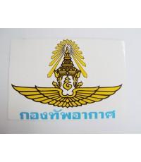 Royal Thai Air Force Wing STICKER กองทัพอากาศไทย