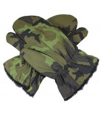 ถุงมือทหาร ตำรวจ ถุงมือยุทธวิธี Czech Army 95 Pattern Winter Gloves คลิกสอบถามราคาครับ