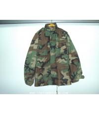เสื้อ jacket M-65 เสื้อกันหนาวทหาร เสื้อแจ็คเก็ตทหาร ของมีพร้อมส่ง