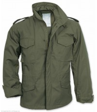 เสื้อ M65 COMBAT FIELD JACKET MENS VINTAGE TYPE