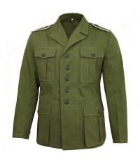 เสื้อทหารเยอรมัน WW2 กองทัพเยอรมัน DAK Tunic