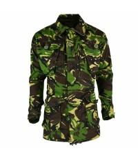 เสื้อทหารอังกฤษ British army jacket combat DPM jungle military parka 95 มือสองสภาพดีมาก