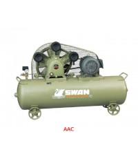 ปั๊มลมสวอน 10 แรงม้า 400 ลิตร 380 โวลต์  MODEL:SWP-310-400L-380V.
