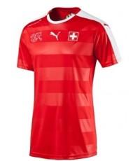 เสื้อทีมชาติสวิตเซอร์แลนด์เหย้า ยูโร 2016