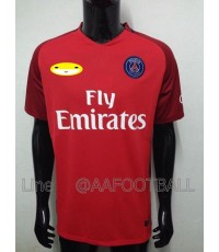 เสื้อทีมปารีส เยือน 16-17