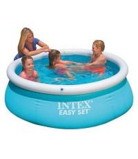 สระน้ำIntex-28101  สระน้ําเป่าลมขนาดใหญ่ Easy set Pool 183x51 ซม.  (สีฟ้า)