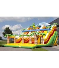 สไลด์เดอร์ไดโนเสาร์ (inflatable slide)