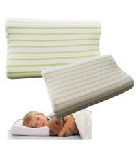 หมอนหนุนยางพารา สำหรับเด็ก ลาเท็กซ์ Ergonomic Latex Pillow for Kids