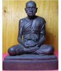 รูปหล่อบูชา หลวงปู่สุข ธมฺมโชโต  รุ่นฉลองวิหาร ปี ๒๕๓๘ ขนาด ๙ นิ้ว (พระโชว์)