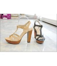 รองเท้าส้นสูงสไตลเกาหลี่สุดสวย