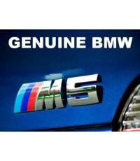 BMW โลโก้ M5 ติดกระโปรงหลัง ของแท้จากเยอรมัน