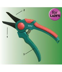 CUTTING : S955 TP STRAIGHT  PRUNER SHEARS