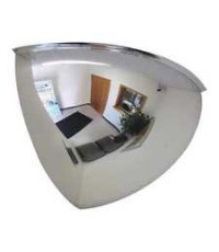 กระจกโดม ติดเพดาน แบบ 1 ส่วน 4 โดม 90 องศา