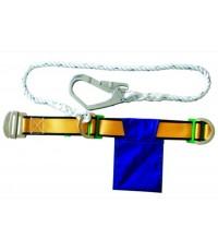 เข็มขัดนิรภัยครึ่งตัว เข็มขัดเซฟตี้ Safety Harness / Safety belt รหัส BSH