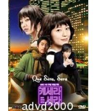 ปิ๊งรักนายกะล่อน (Que Sera Sera) ซีรีย์เกาหลี พากษ์ไทย V2D 4 แผ่นจบ