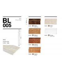 ไม้บัว บัวล่าง BL005 YES MOULDING Antique Style