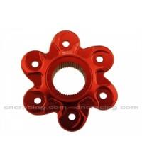 CNC Racing Rear sprocket flange ฮับสเตอหลัง สำหรับ Ducati (รหัสสินค้า FL501)