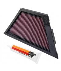 ไส้กรองอากาศ KN สำหรับ ZX14 06-11