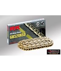 โซ่ RK รุ่น X-ring สำหรับรถขนาด 600-1000cc