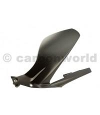 Carbonworld บังโคลนหลังคาร์บอน (Rear hugger carbon) สำหรับ Panigale V4