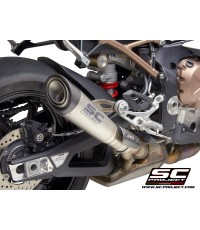 SC Project Slip-on รุ่น S1 (Titanium) สำหรับ S1000RR 2020+