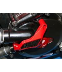 Ducabike Water pump protection การ์ดกันปั้มน้ำ สำหรับ Hyper 950