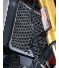 RG Racing การ์ดหม้อน้ำ (Radiator guard)  สำหรับ Hyper motard 950