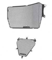 Evotech การ์ดหม้อน้ำ,การ์ดออย (Radiator and Oil Cooler Guard) สำหรับ Diavel 1260