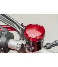 กระปุกน้ำมัน เบรค/คลัทช์  CNC Racing สำหรับ Panigale v4