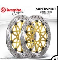 จานเบรคหน้า brembo HP supersport สำหรับ R6 2017+