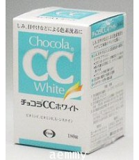 Chocola CC White (30 วัน) ปรับสภาพผิวที่เป็นกระ ฝ้า หมองคล้ำ ให้ค่อยๆขาวใสขึ้นอย่างเห็นได้ชัด Hot!!