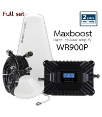 Maxboost ชุดเพิ่ม/ขยายสัญญาณมือถือ 3G/4G 900MHz รุ่น WR900P S2