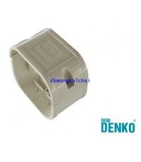 ข้อต่อตรง DENKO SJ-99(75)