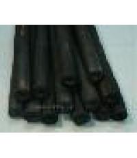 ฉนวนยางหุ้มท่อ : AEROFLEX หนา 1/2 นิ้ว ขนาดรู 1-1/8 นิ้ว