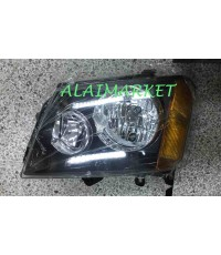 ไฟหน้า (Headlamp) CHEVROLET COLORADO 2009 ดำ