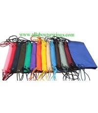กระเป๋าเป้สะพายหลัง ผ้า 420D PU