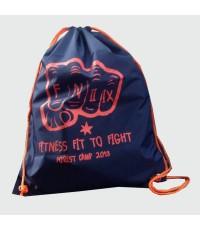 เป้ผ้าร่ม-nylon backpack สกรีนสวย