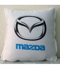 หมอนผ้าห่ม ผ้าไหมอิตาลี่ - ใน โพลี - สกรีน MAZDA Skyactiv