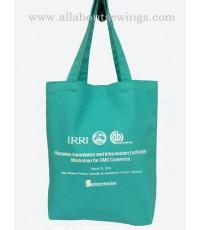 กระเป๋าสะพาย ผ้าแคนวาส - กรมการข้าว