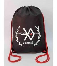 เป้ผ้าร่มไนลอน โลโก้ EXO