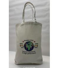 กระเป๋า ผ้าดิบ Digital logo